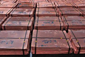 Bild Kupfer Kathoden