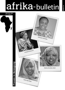Cover des Afrika-Bulletin 179