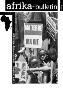 Cover Afrika Bulletin Nr. 176