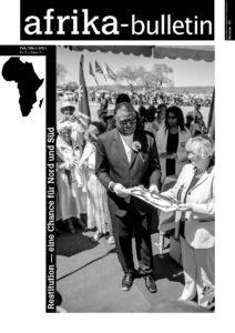 Cover Afrika-Bulletin Nr. 181